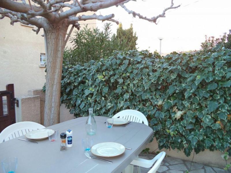 Narbonne Plage (11) - Quartier des Karantes - Résidence les Jardins d'Ulysse. Pavillon 3 pièces - 35 m² environ - jus...