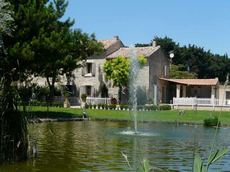 Location vacances Cavaillon -  Maison - 8 personnes - Barbecue - Photo N° 1