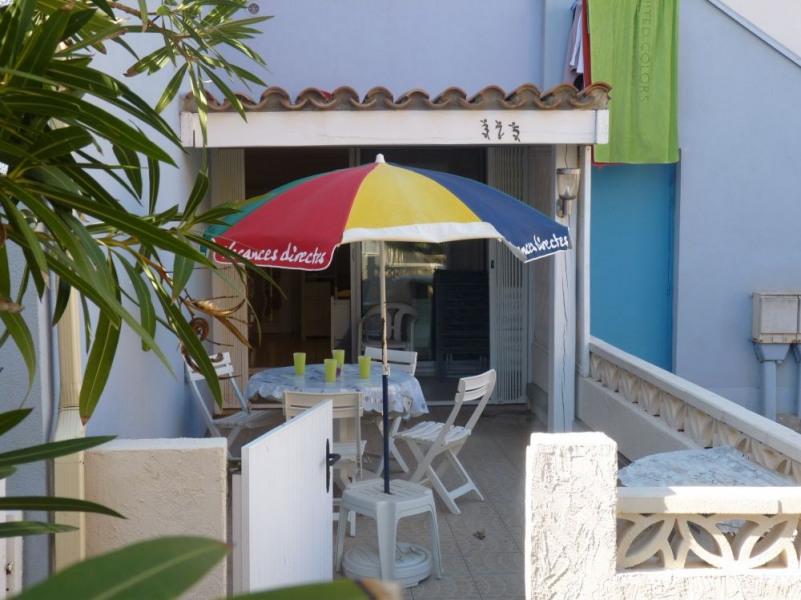 Classé en Meublé Tourisme 2015 ** - Appartement T2, 5 couchages, rez-de-chaussée, très bon standing.