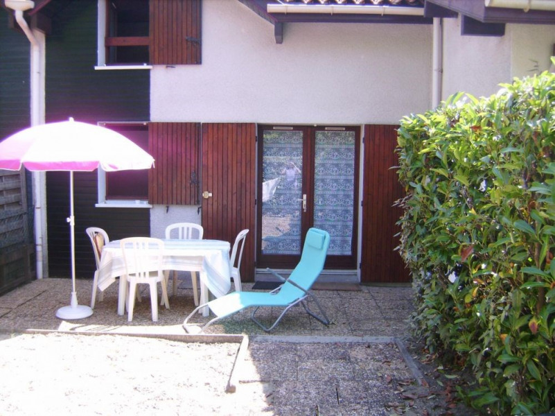 Capbreton - (40) - Quartier Mengine - Résidence Paradise Océan - Villa-patio - 40 m² environ - jusqu'à 5 personnes.