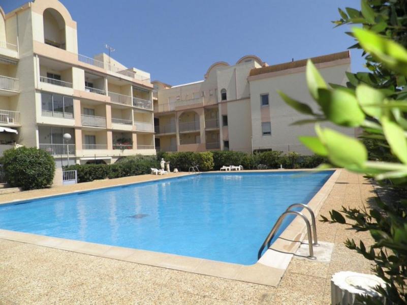 Gruissan (11) - Rive Droite - Résidence La Grande Voile. Appartement 2 pièces - 26 m² environ - jusqu'à 4 personnes.