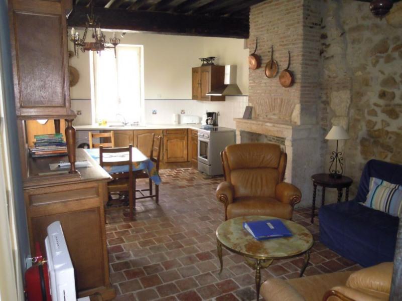 Un appartement, une chambre, au cœur de la cité historique