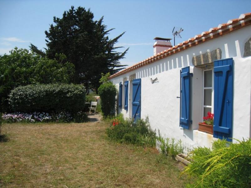 Maison 3 pièces - 85 m² environ- jusqu'à 4 personnes.