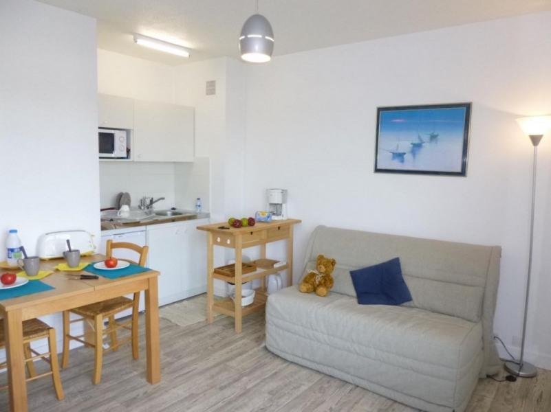 Saint Jean de Monts (85) - Quartier Estacade - Résidence Voilier - Appartement 1 pièce de 21 m² environ pour 2 person...