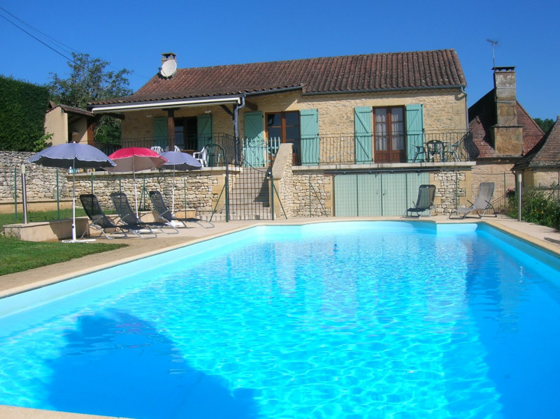 Ferienwohnungen Les Eyzies-de-Tayac-Sireuil - Haus - 10 Personen - Grill - Foto Nr. 1