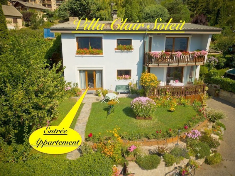 Location vacances Embrun -  Appartement - 4 personnes - Barbecue - Photo N° 1