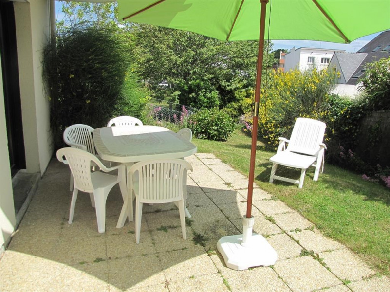 Location vacances Larmor-Plage -  Appartement - 4 personnes - Jardin - Photo N° 1