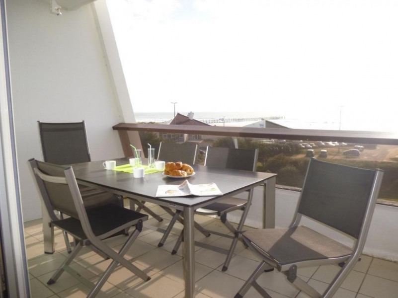 Résidence Marina 6 - Appartement 2 pièces de 46 m² environ pour 5 personnes situé à 100 m de la plage, dans le quarti...