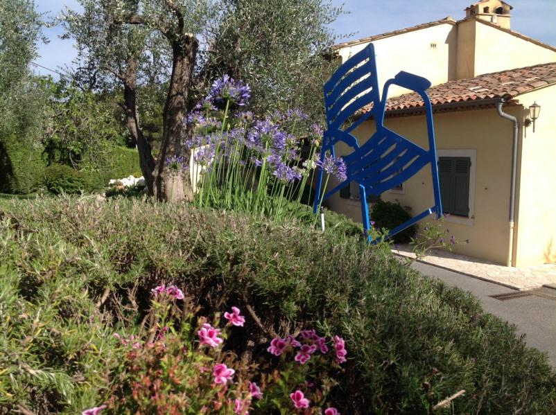 Pavillon la Cadièra bleue