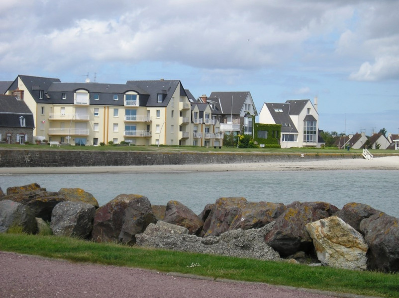 Location vacances Saint-Vaast-la-Hougue -  Appartement - 4 personnes - Lecteur DVD - Photo N° 1