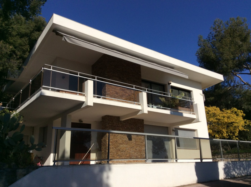 Villa classée 4 étoiles sur les hauteurs de Toulon