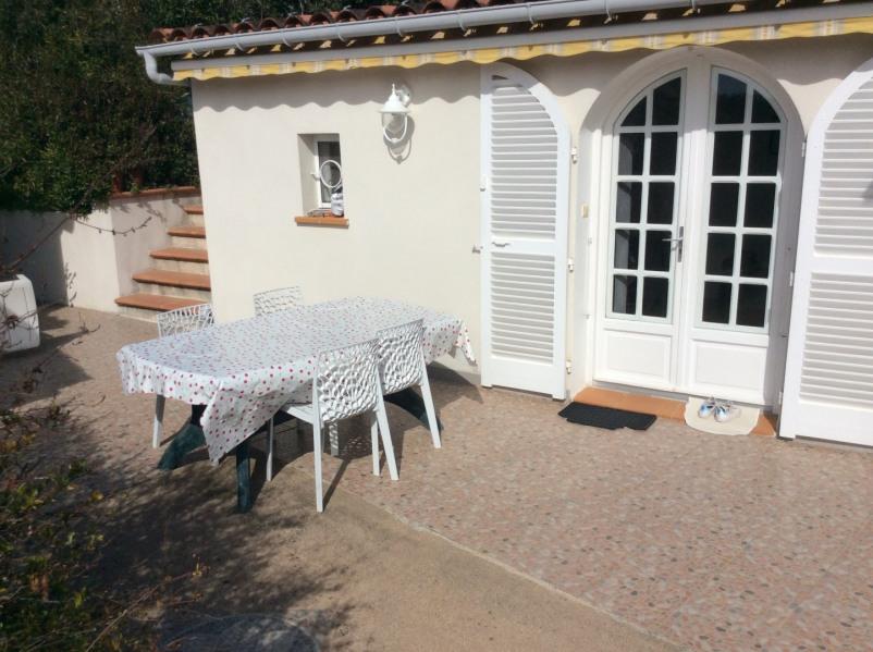 Terrasse Table  repas