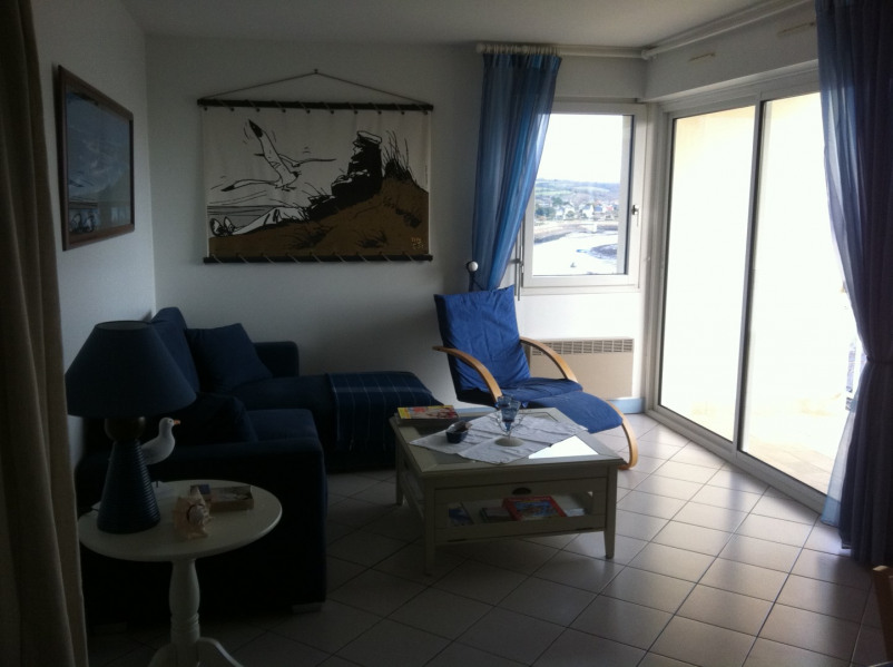 Holiday rentals Barneville-Carteret - Apartment - 4 persons - Hifi - Photo N° 1