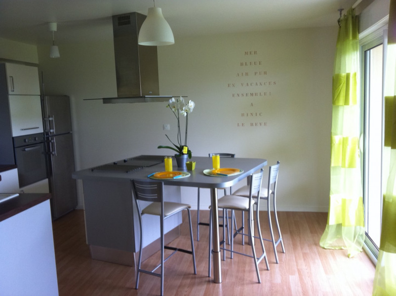Holiday rentals Binic - Apartment - 4 persons - BBQ - Photo N° 1