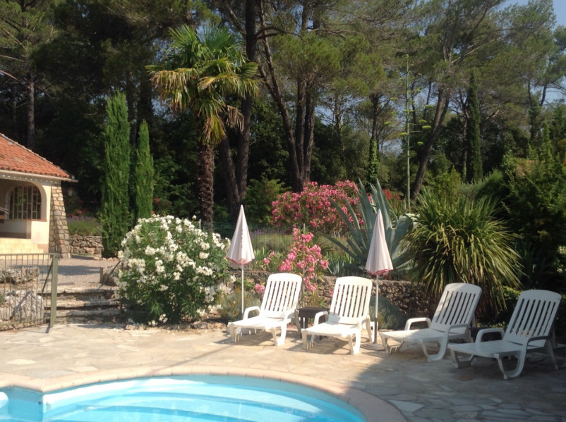 Location vacances Sillans-la-Cascade -  Maison - 8 personnes - Barbecue - Photo N° 1