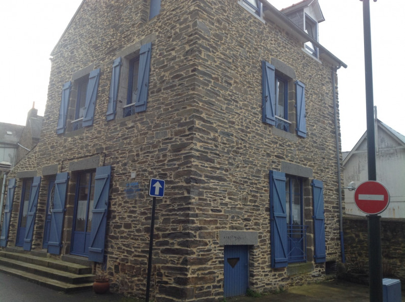 Location vacances Cancale -  Maison - 10 personnes - Chaîne Hifi - Photo N° 1