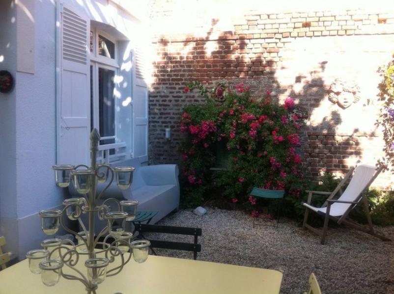 Location vacances Villers-sur-mer -  Maison - 6 personnes - Chaise longue - Photo N° 1