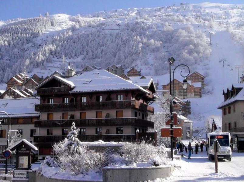 Bel appartement au centre-ville  de Valloire pour 6 personnes.