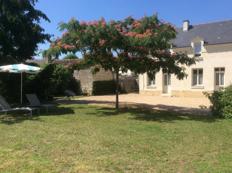 Holiday rentals Avoine - House - 5 persons - BBQ - Photo N° 1