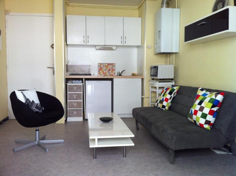 Location vacances Balaruc-les-Bains -  Appartement - 2 personnes - Chaise longue - Photo N° 1