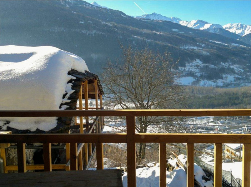 Location vacances Bourg-Saint-Maurice -  Gite - 8 personnes - Barbecue - Photo N° 1
