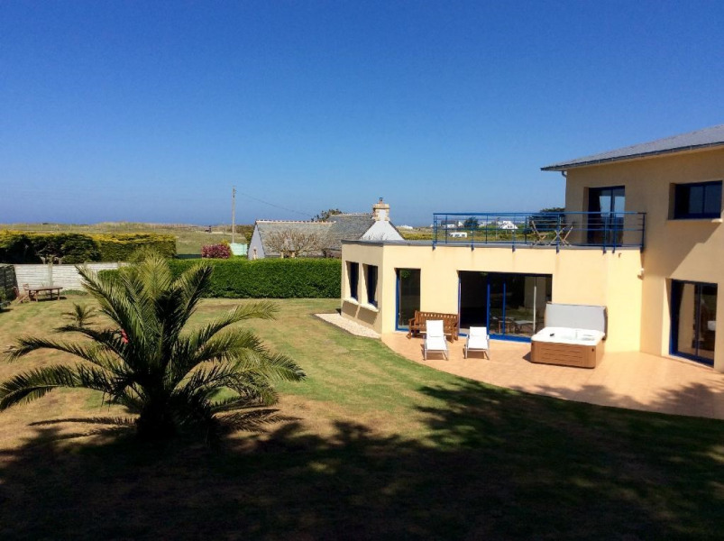 Holiday rentals Plouguerneau - House - 9 persons - BBQ - Photo N° 1