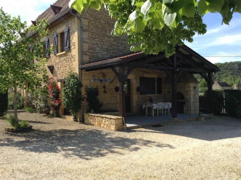 Location vacances Vézac -  Maison - 6 personnes - Barbecue - Photo N° 1