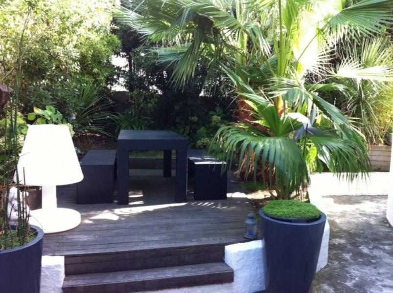 Appartement avec entrée privative par jardin comme une maison individuelle