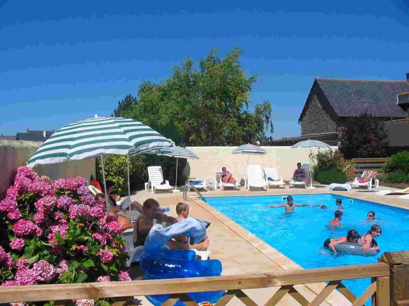 Location vacances Cherrueix -  Gite - 4 personnes - Barbecue - Photo N° 1