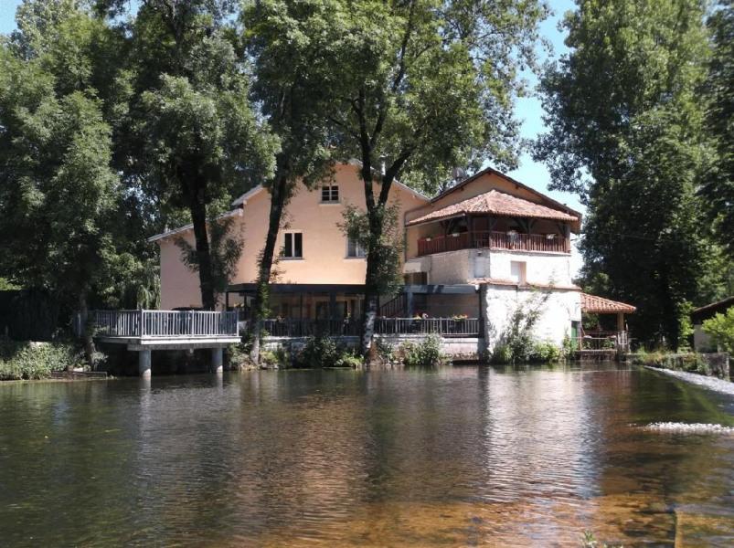 Moulin pour 8 pers. avec internet, Lisle
