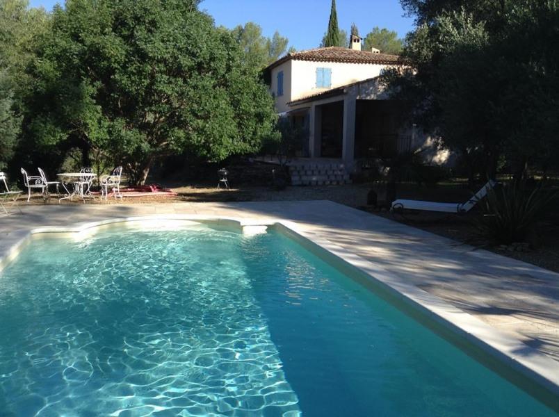 pour 8 pers. avec piscine privée, Cotignac
