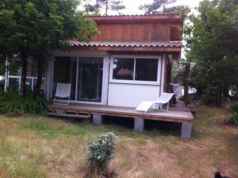 Holiday rentals Vendays-Montalivet - House - 6 persons - Garden - Photo N° 1