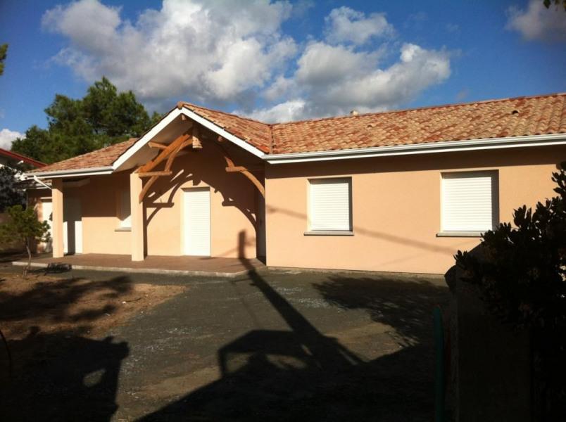 Holiday rentals Lacanau - House - 8 persons - BBQ - Photo N° 1