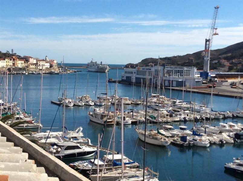 Alquileres de vacaciones Port-Vendres - Apartamento - 4 personas - Televisión - Foto N° 1