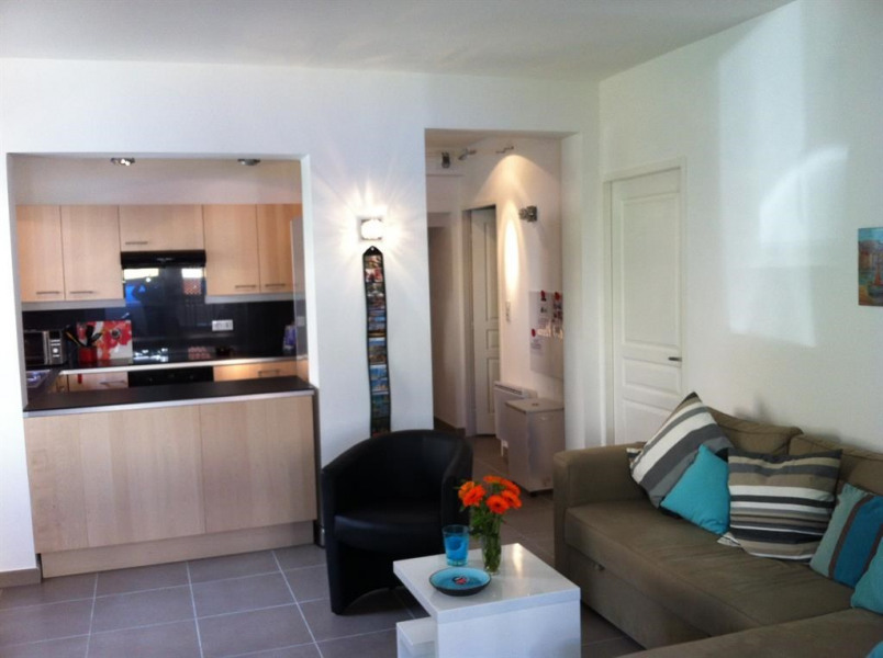 Location vacances Sanary-sur-Mer -  Appartement - 6 personnes - Barbecue - Photo N° 1