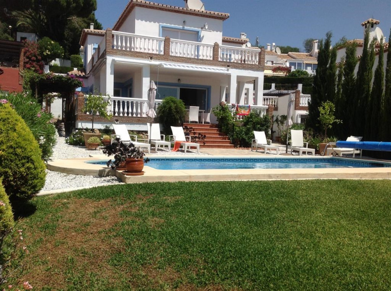 Holiday rentals Mijas - House - 8 persons - BBQ - Photo N° 1