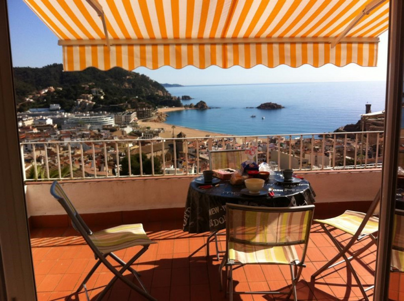 Holiday rentals Tossa de Mar - Apartment - 3 persons - Deck chair - Photo N° 1