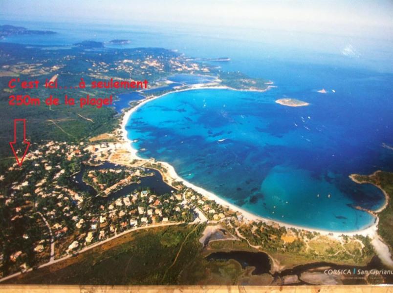 Baie de San Cipriano-Emplacement de la mini villa