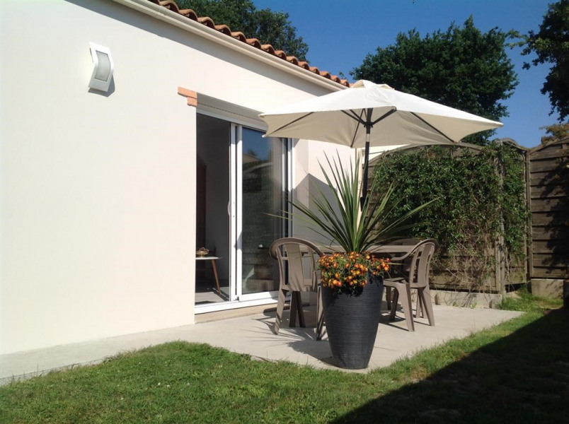 Holiday rentals Pornic - House - 3 persons - BBQ - Photo N° 1