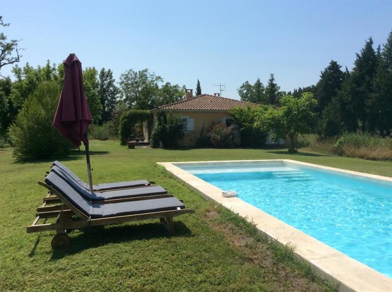 Location vacances Avignon -  Maison - 6 personnes - Barbecue - Photo N° 1