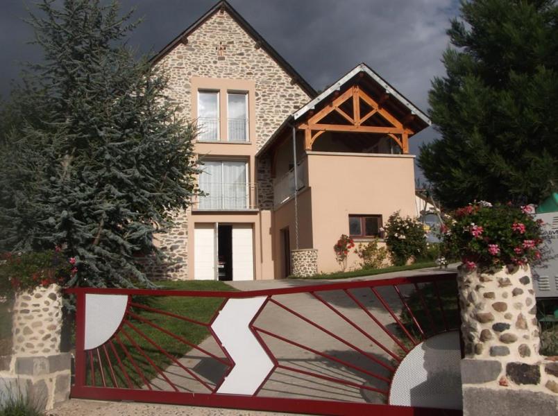 façade EST et terrasse