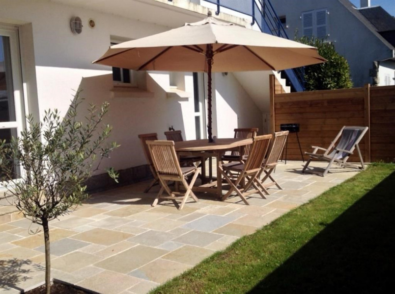Holiday rentals Carnac - Apartment - 4 persons - Garden - Photo N° 1