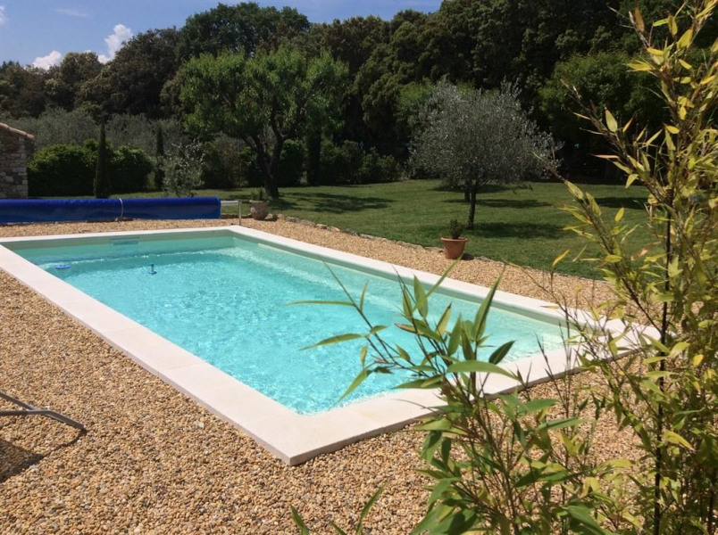 Maison pour 4 pers. avec piscine privée, Joucas