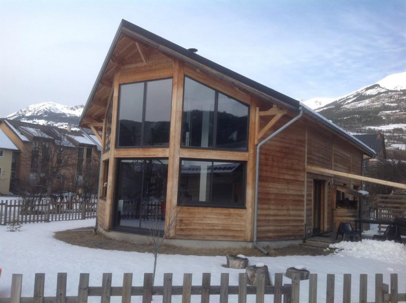 Holiday rentals Barcelonnette - House - 6 persons - BBQ - Photo N° 1