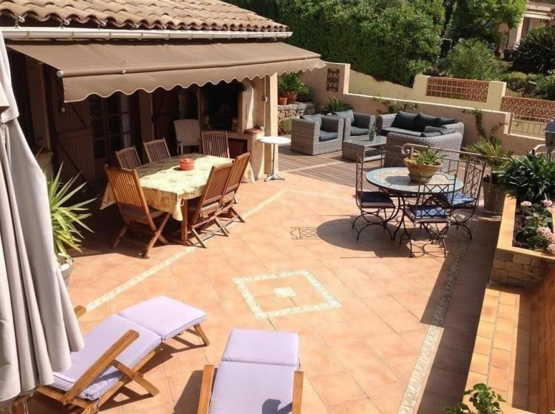 Location vacances Carqueiranne -  Maison - 4 personnes - Barbecue - Photo N° 1