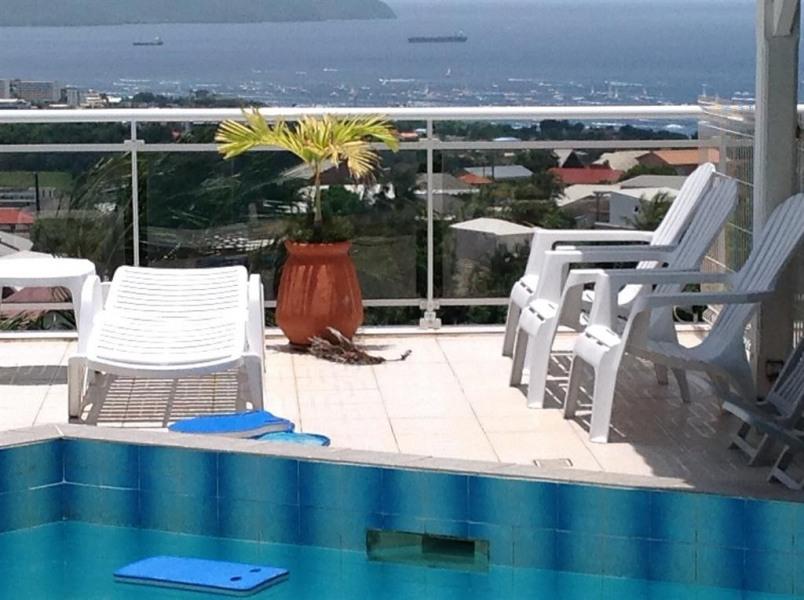 Appartement pour 7 pers. avec piscine privée, Schœlcher