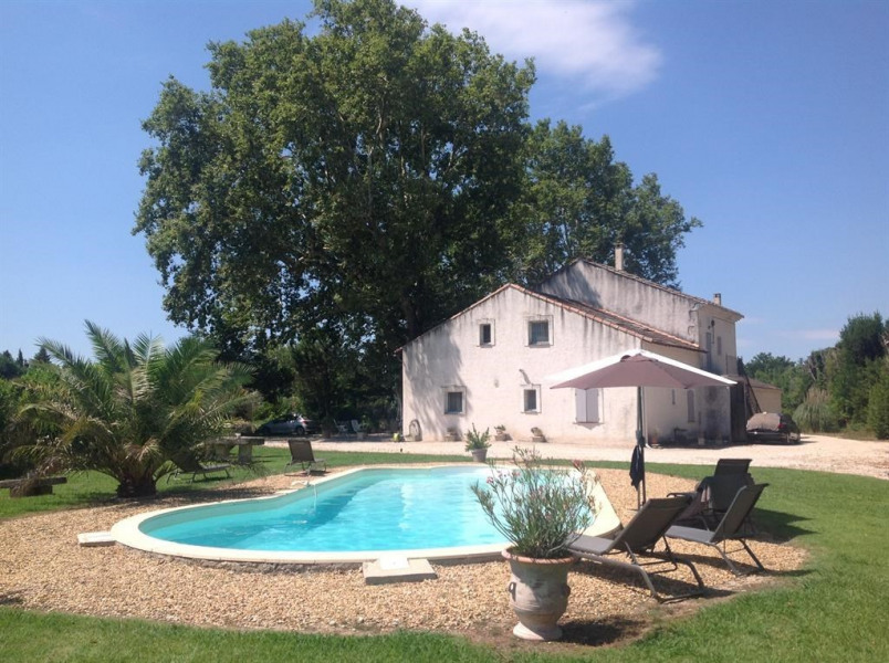 Appartement pour 4 pers. avec piscine privée, Saint-Rémy-de-Provence