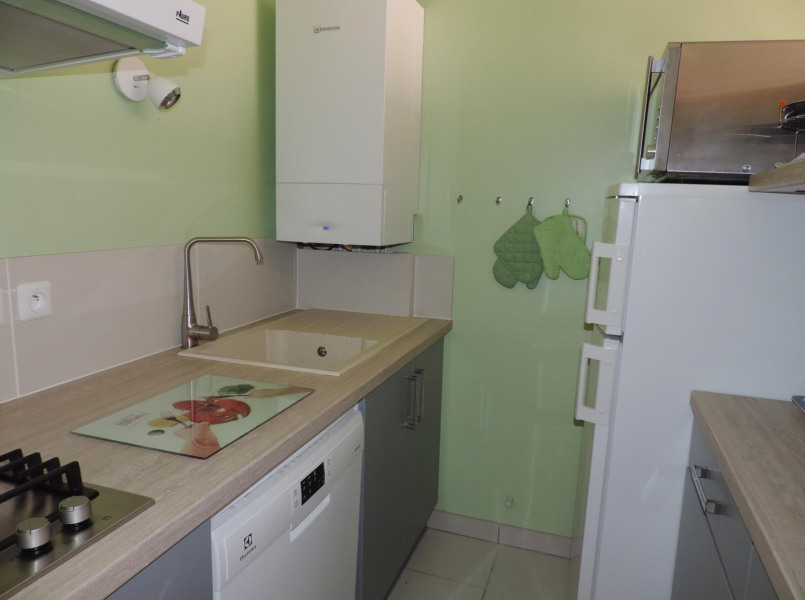 Holiday rentals Le Croisic - Apartment - 3 persons - Washing machine - Photo N° 1