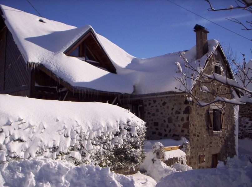 Alquileres de vacaciones Saint-Jacques-des-Blats - Casa - 6 personas - BBQ - Foto N° 1