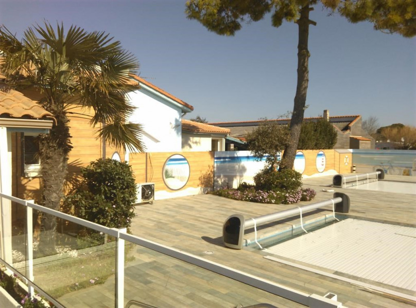 Holiday rentals Saint-Pierre-d'Oléron - House - 4 persons - Deck chair - Photo N° 1